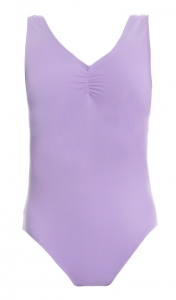 Energetiks Gathered Front Leotard
