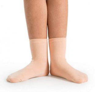 Bloch Nylon ballet socks