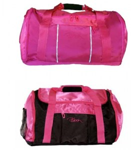 Bloch deluxe dance bag