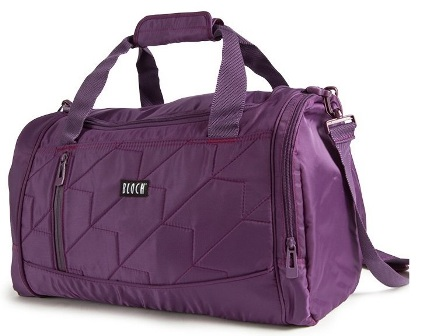 Bloch geo quilt dance bag