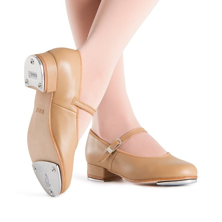 Bloch Tap on Shoe